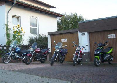Motorraeder-Fahrschule